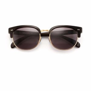 Wildfox Clubhouse Deluxe Black Sunglasses
